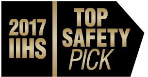 2017 Iihs Top Safety Pick Badge